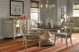 kitchen dining room lighting ideas. Vintage Round Kitchen Dining Table With Traditional Chandelier Light Room Lighting Ideas L