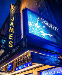St James Theatre Frozen Seating Chart Disney Frozen The Broadway Musical Homepage