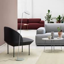The Muuto Leaf Floor Lamp In The Interior Design Shop