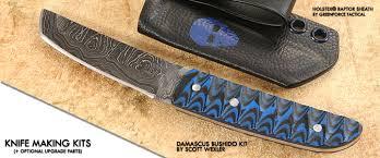 <b>Knife</b> Making - Kits/<b>Blades</b>