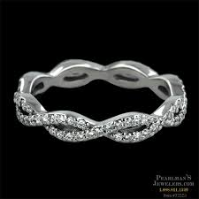 infinity band. photo of sholdt rings high end jewelry infinity band