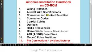 Aircraft Electrical Wire Size Chart Cleaver Amazon Com