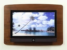 Delightful Lewis Curve Walnut Furniture LED TV Wall Panel Jf604 | EBay