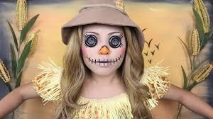 creepy ecrow makeup tutorial