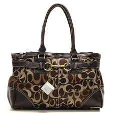 Coach Legacy In Signature Medium Coffee Satchels AAS Outlet Online · Coach  Bags OutletCoach Tote ...