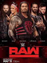WWE Monday Night Raw (17 June 2019) English 720p HDTV 1.4GB