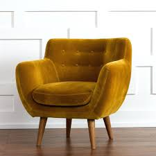 mustard yellow furniture. Mustard Yellow Furniture Mid Century Modern Tufted Arm Chair Accent Chairs L