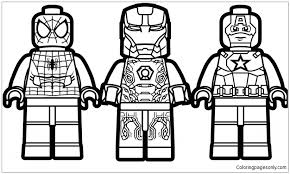 All super hero coloring and drawing, painting, coloring for kids, learn colors, coloring book. Marvel Super Hero Squad Coloring Pages Toys And Dolls Coloring Pages Free Printable Coloring Pages Online