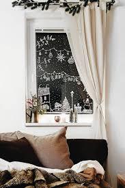Diy Living Weihnachten Diy Weihnachtsdeko Fenster