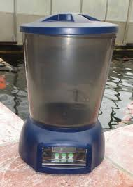 Aquaforte nourrisseur carpe koi bassin