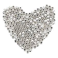 <b>Silver Beads</b>: Amazon.co.uk
