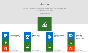 office planner. Based On The User Feedback, Microsoft Has Recently Improved Planner Connector For Flow With Three New Triggers. These Triggers Allows Office N