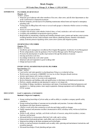Plumber Resume Journeyman Plumber Resume Samples Velvet Jobs 9