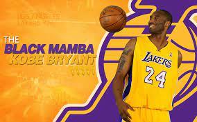 Kobe Bryant Wallpaper Black Mamba ...