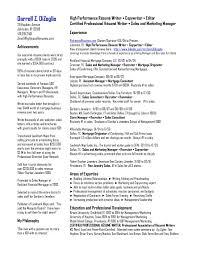 Free Resume Builder Templates New Free To Print Resume Templates