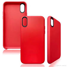 for iphone x edition 5 8 pu matte soft back cover offical silicone tpu classical leather case for iphone 6 7 plus new apple case hard cell phone cases
