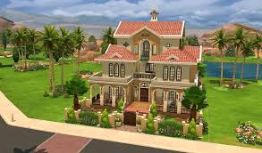 Small Picture The Sims 4 Download Casa Martina The Sims 4 Houses Pinterest