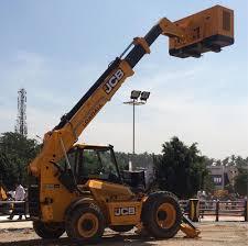 Jcb 535 125 Lifting Chart Loadall 530 70 110 Bhopal Motors Pvt Ltd Manufacturer In