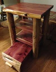 log rustic furniture amish. Custom-made Rustic Red Cedar \ Log Furniture Amish