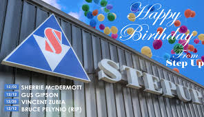 StepUp Scaffold UK & Europe - Most of us know that a Birthday ...