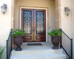 front doors austinSan Carlos Double Door  Mediterranean  Entry  Austin  by The