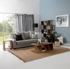 oz furniture design. Pictured: 3-seater Dallas Fabric In Loom Storm Fabric, Kote Storage Unit 120 Oz Furniture Design