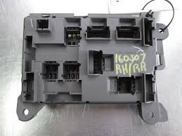 trunk fuse box relay terminal block 693168704 bmw x5 e70 2007 13 trunk fuse box relay terminal block 693168704 bmw x5 e70 2007 13