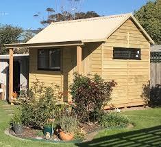 custom timber sheds