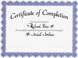 Award Blank Certificates Outstanding Blank Award Certificate Template