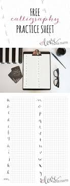 alphabet practice paper free printable calligraphy alphabet practice sheets