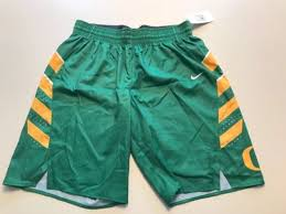 oregon ducks women s basketball shorts med ncaa