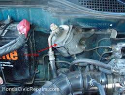 replacing the fuel filter honda civic 1994 jeep wrangler fuel filter location of old fuel filter