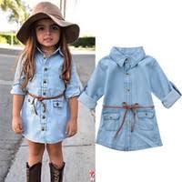 Wholesale <b>plus size</b> style belt loose dresses - Group Buy Cheap ...