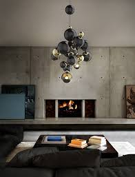 atomic pendant lamp