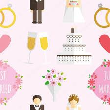 Nice Wedding Background Stock Vector Mhatzapa 59808641