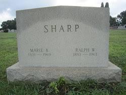 Ralph Wilbur Sharp Sr. (1882-1963) - Find A Grave Memorial