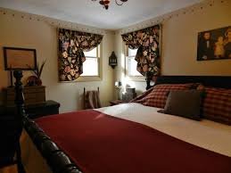colonial bedroom ideas. Primitive Colonial Master Bedroom - Love Every Inch (minus The Curtains). Woven Coverlet Ideas G