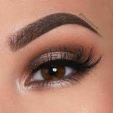 priincesssprisi gold makeup brow eyes makeup prom makeup brown eyes