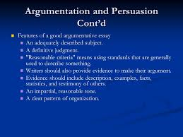 methods of development ppt video online 26 argumentation