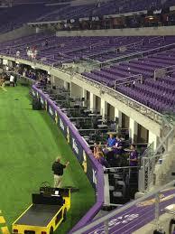 Minnesota Vikings Seating Guide U S Bank Stadium