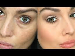 how to conceal under eye circles bags you
