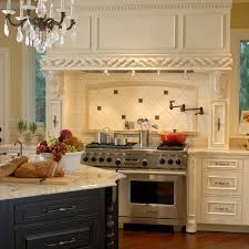 Classic French Kitchen Custom Classic Home Remodeling Design