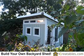 office shed ideas. 10x12 modern studio shed completed office ideas