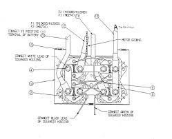 ie contactor wiring diagram wiring diagram database kfi winch contactor wiring diagram