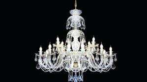 white crystal chandelier lighting fixture shabby cottage chic