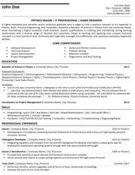 A Professional Resume Template For A Project Coordinator. Want It ...