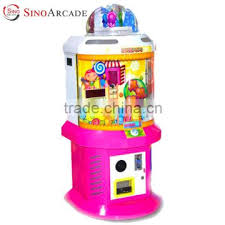 Lollipop Vending Machine Inspiration Sinoarcade Candy Machine Lollipop Clawing Crane Machine Gift Vending