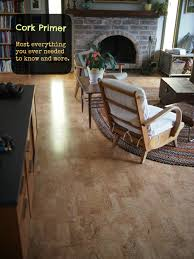 Floating Floor For Kitchen Cork Floors In The Family Room Would Be Easy To Lay Over The