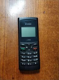 Sagem my100X - Full phone specifications