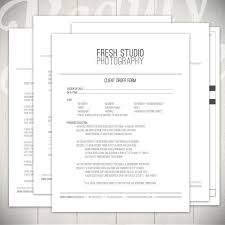 Photography Contract Simple Photography Forms 44 Essential Contracts And Order Form Templates